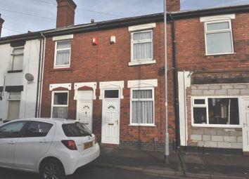 Thumbnail 2 bed terraced house for sale in Marriott Street, Fenton, Stoke-On-Trent