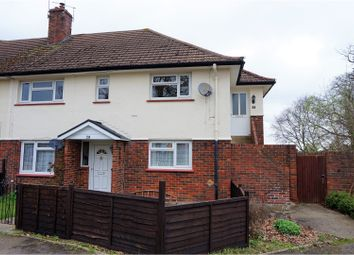 Thumbnail 2 bed maisonette for sale in Smith Road, Chatham