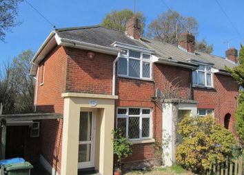 Thumbnail 2 bedroom property to rent in Vine Road, Shirley, Southampton