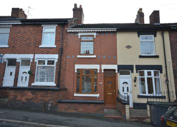 Thumbnail 3 bed terraced house to rent in Dartmouth Street, Burslem, Stoke-On-Trent