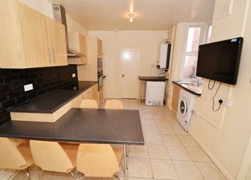 Thumbnail 5 bed shared accommodation to rent in Frederick Street, Loughborough