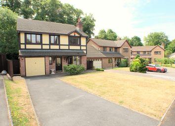 Thumbnail 4 bedroom detached house for sale in Averil Vivian Grove, Swansea