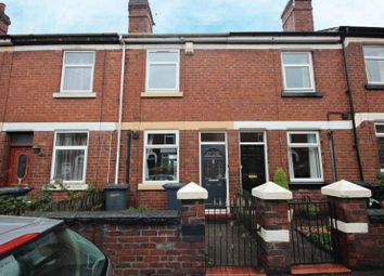 2 bed terraced house for sale in Dimsdale View East, Porthill, Newcastle-Under-Lyme ST5