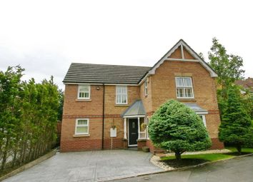 Thumbnail 4 bed detached house for sale in Highclove Lane, Worsley, Manchester