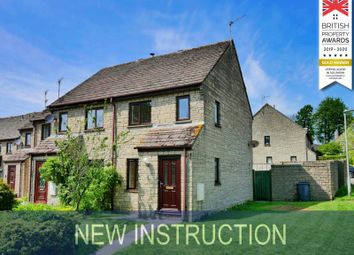 Thumbnail 2 bed semi-detached house to rent in Short Hedges Close, Northleach, Cheltenham