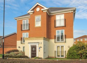 Thumbnail 3 bed flat for sale in Island Way East, St. Marys Island, Chatham, Kent