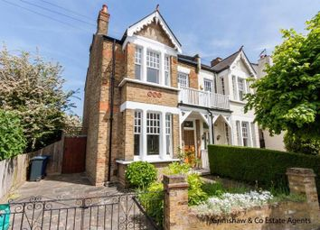 Thumbnail 4 bed property for sale in Church Road, Hanwell, London