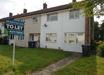 Thumbnail 3 bed end terrace house to rent in Cooks Spinney, Harlow