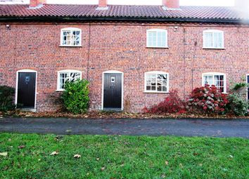 Thumbnail 2 bedroom terraced house to rent in Doncaster Road, Bawtry, Doncaster