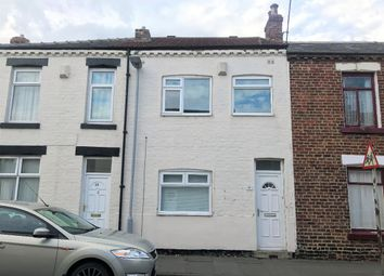 Thumbnail 3 bed terraced house to rent in Gurney Street, Darlington