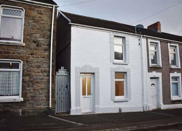 Thumbnail 3 bed end terrace house for sale in Wern Road, Landore, Swansea