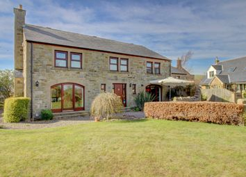 Thumbnail 4 bed detached house for sale in Playwell Road, Glanton, Alnwick