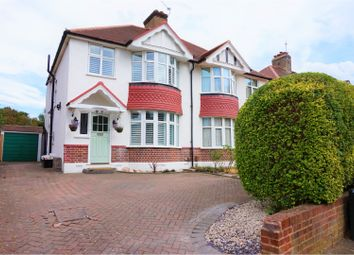 Thumbnail 3 bed semi-detached house for sale in The Alders, West Wickham