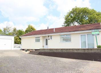 Thumbnail 3 bedroom detached bungalow for sale in Sunnybanks, Hatt, Saltash