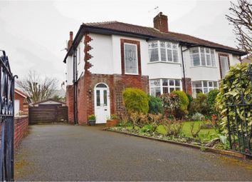 Thumbnail 3 bed semi-detached house for sale in Lindsay Avenue, Lytham St. Annes