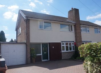 Thumbnail 3 bed semi-detached house for sale in Anchor Close, Tamworth