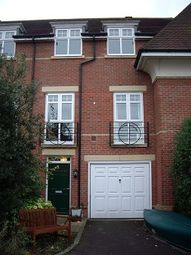 Thumbnail 4 bedroom end terrace house to rent in The Waterways, Summertown