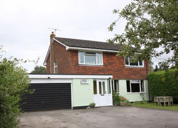 Thumbnail 4 bed detached house for sale in Vernham Dean, Andover, Hampshire