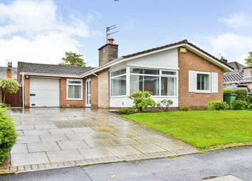 Thumbnail 3 bed bungalow to rent in Gleneagles Road, Heald Green, Cheadle