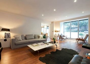 Thumbnail 3 bed flat to rent in Bassett Road, London