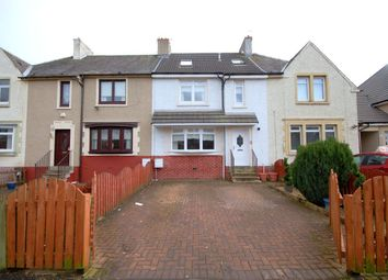 Thumbnail 3 bed terraced house for sale in Noble Road, Bellshill