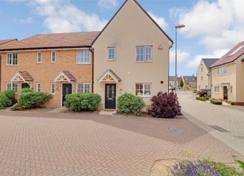 Thumbnail 3 bed end terrace house for sale in Claremont Crescent, Rayleigh