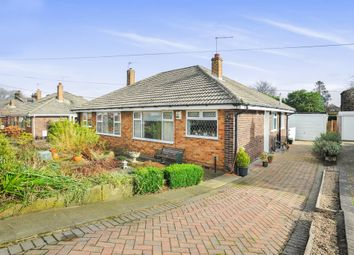 Thumbnail 2 bedroom semi-detached bungalow for sale in St Margarets Avenue, Horsforth, Leeds