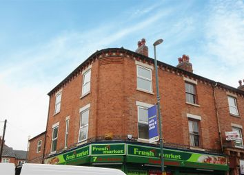 Thumbnail 3 bedroom flat to rent in Radford Road, Nottingham