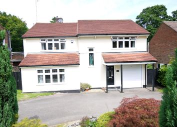Thumbnail 4 bed detached house for sale in Bradgate, Cuffley, Potters Bar