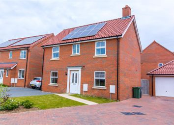 Thumbnail 4 bed detached house for sale in Brundall, Norwich