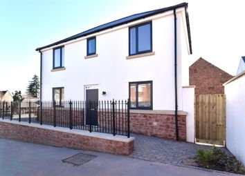 Thumbnail 3 bed detached house for sale in The Hamptons, Cotford St. Luke, Taunton, Somerset