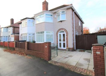 3 bed semi-detached house for sale in Kingswood Drive, Crosby, Liverpool L23