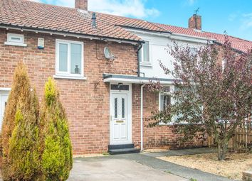 Thumbnail 2 bedroom terraced house for sale in The Riding, Kenton, Newcastle Upon Tyne
