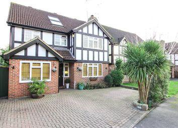Thumbnail 5 bed detached house for sale in Burne-Jones Drive, College Town, Sandhurst, Berkshire
