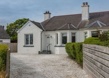 Thumbnail 4 bed semi-detached bungalow for sale in Drylaw Grove, Edinburgh