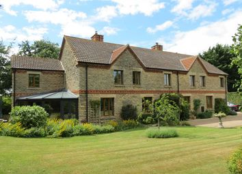 Thumbnail 4 bed detached house for sale in Brauncewell, Sleaford