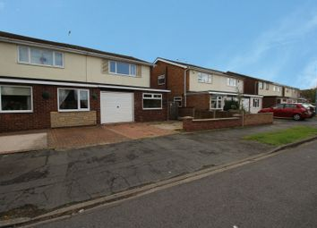 Thumbnail 3 bed semi-detached house for sale in Byfield Road, Scunthorpe