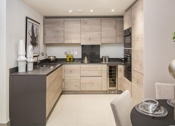 "Thumbnail 1 bed flat for sale in ""Delphini Apartments"" at 142 Blackfriars Road, London"
