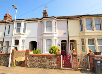 Thumbnail 3 bed terraced house for sale in Park Road, Worthing, West Sussex