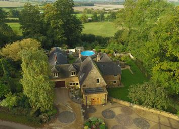Thumbnail 5 bed detached house for sale in Wormleighton, Southam, Warwickshire