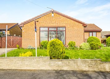 Thumbnail 4 bed bungalow for sale in Belmont Way, South Elmsall, Pontefract