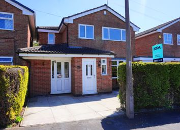 Thumbnail 4 bed detached house for sale in Siskin Road, Stockport
