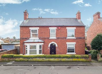 Thumbnail 4 bed detached house for sale in Percy Street, Eastwood, Nottingham