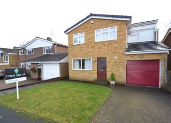 Thumbnail 4 bedroom property for sale in Bridewell Close, Buntingford