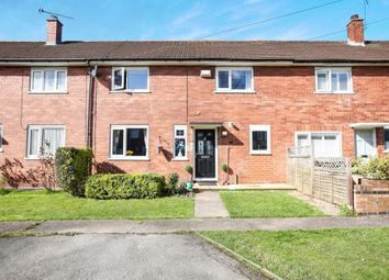 Thumbnail 3 bed terraced house for sale in May Avenue, Cheadle Hulme, Cheshire