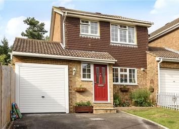 Thumbnail 3 bed link-detached house for sale in Dovedale Close, Heath Park, Sandhurst