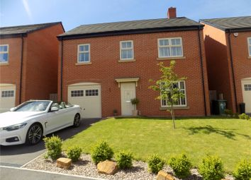 Thumbnail 4 bedroom detached house for sale in Douglas Avenue, Heanor, Derbyshire