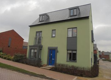 Thumbnail 4 bedroom property for sale in Higgs Row, Lawley, Telford