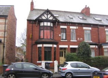 Thumbnail 7 bed semi-detached house to rent in Granville Road, Fallowfield, Manchester