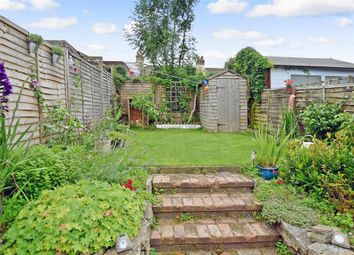 Thumbnail 2 bed end terrace house for sale in Ladysmith Road, Brighton, East Sussex